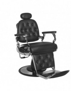Barber Chair Xavi schwarz
