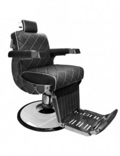 Barber Chair Juanjo schwarz