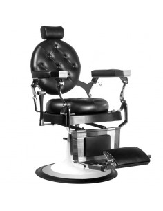 Barber Chair DON in schwarz