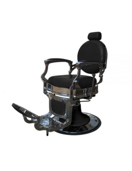 Panda Barber Chair David schwarz Barberstuhl