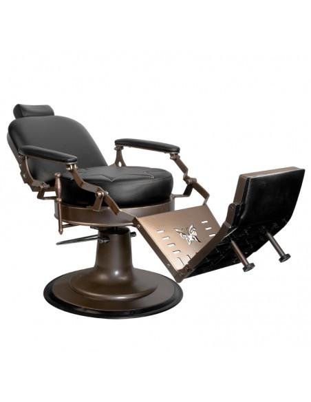 Barber Chair Black STAR