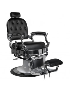 Barber Chair RODEO in schwarz