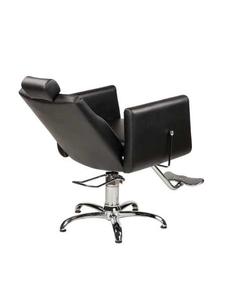 Friseurstuhl Barberchair  RAY unisex, Farbauswahl Made in Europe