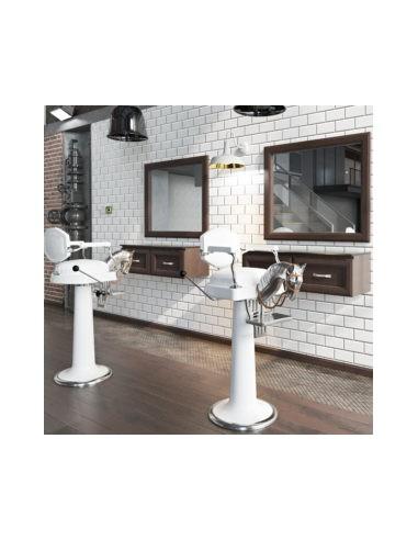 Mini Barber Salong Design Lyx Mini Barber Western - Made in Europe