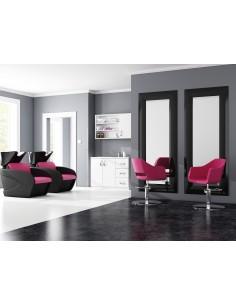 Paketpreis Salon Vanity fuer 2 oder 3 Kunden Made in Europe