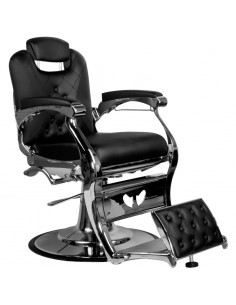 Barber Chair Alexandro in schwarz