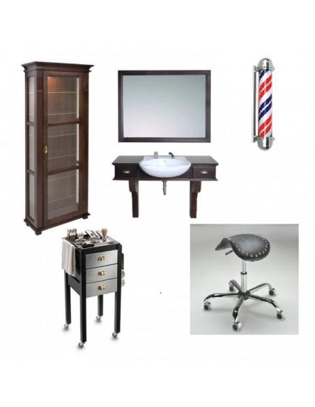 Barber Salon EMPIRE LYX Made in Europe