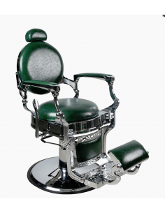 Barber Chair TOM in gruen