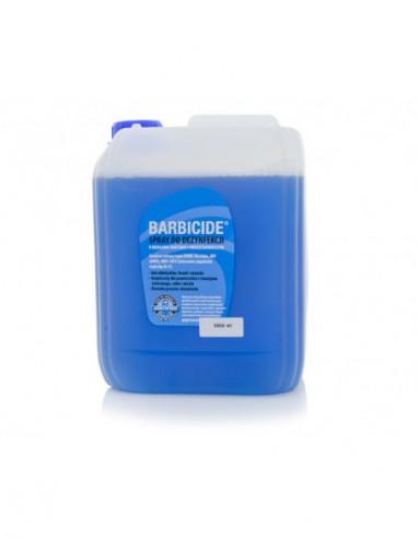 BARBICIDE Geruchsloses Spray zur Desinfektion aller Oberflächen  5l