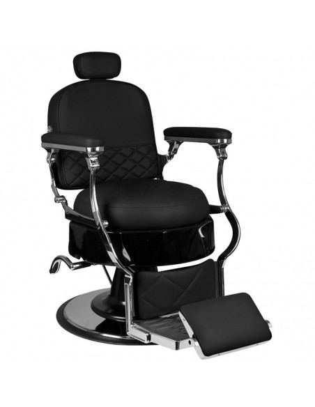 Barber Chair DITO in schwarz