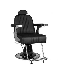 Kundenstuhl Barber MakeUp TINO in schwarz