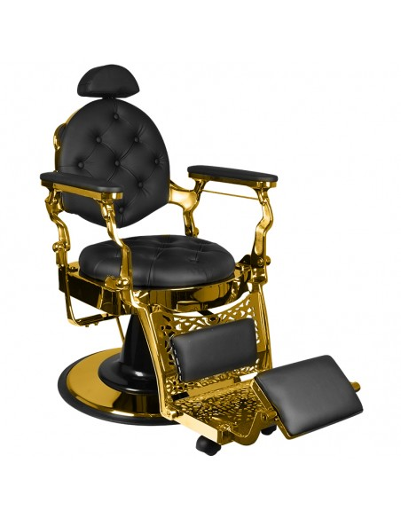Barber Chair Retro II gold