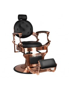 Barber Chair COLORADO kupferfarbene Basis