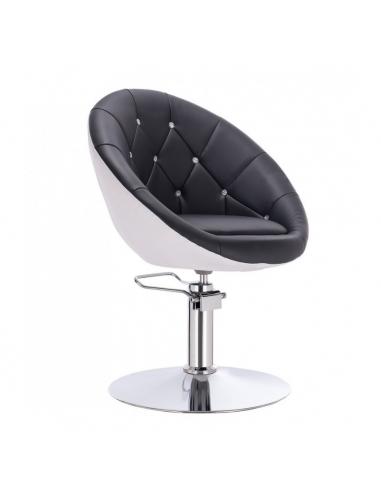 Kundenstuhl JAMY BRILLIANT bicolor 45 - 60cm Sitzhöhe Farbwahl