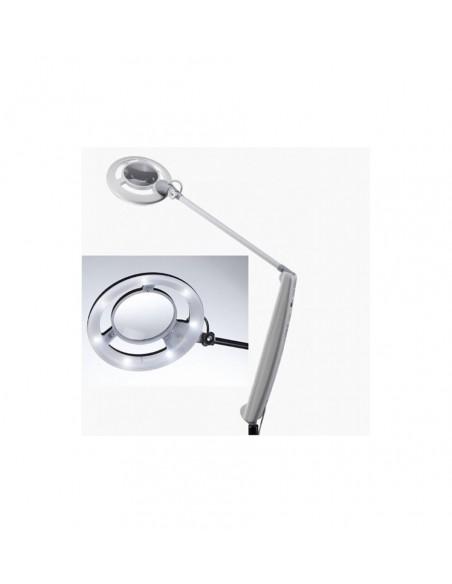 AFMA EVO LED Lupenlampe Tischmontage mit 3 eller 5 dpi Made in Italy