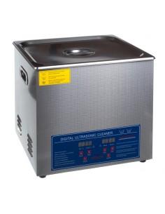 ULTRASCHALLREINIGER Sterilisator rostfreier Stahl 19L 420W